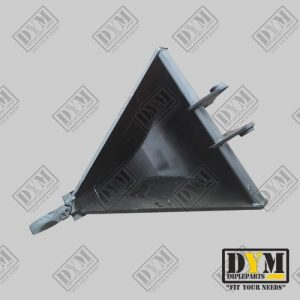 cazo trapezoidal para miniexcavadoras dym impleparts