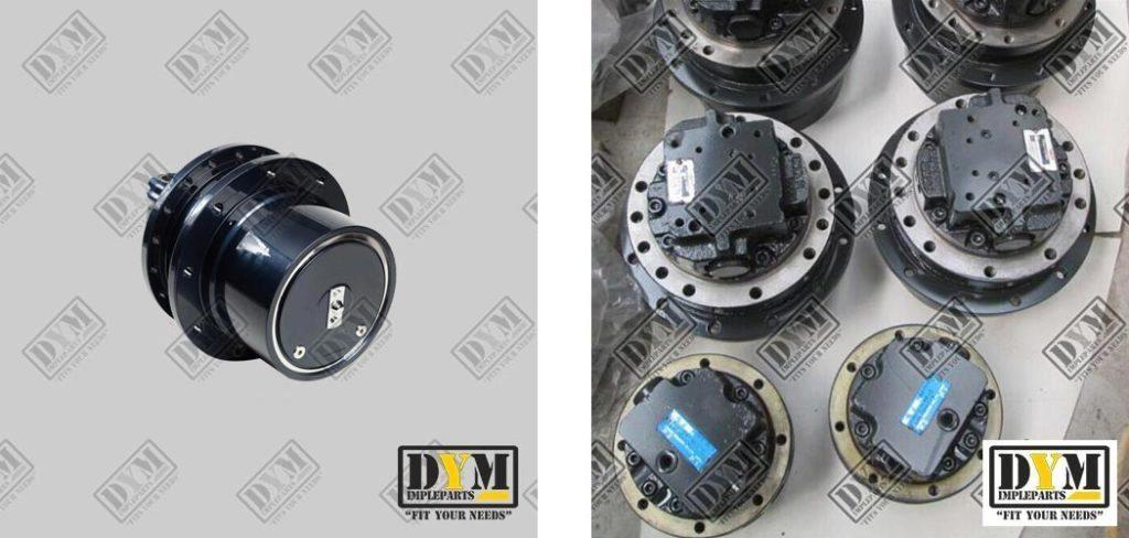 mandos finales y motores de traslación