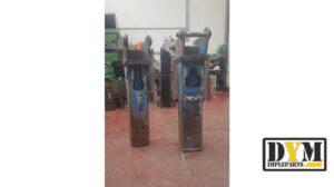 Reparación martillos hidráulico