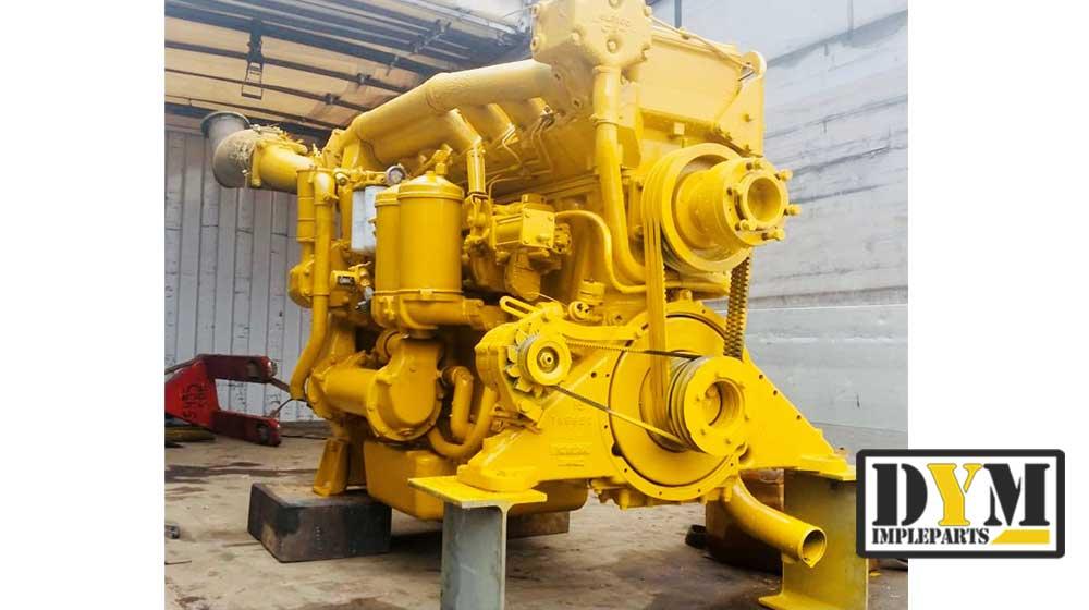 Reparacion motor